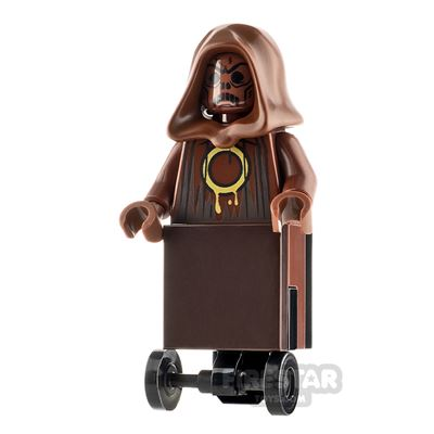 LEGO Harry Potter Minifigure Mechanical Death Eater