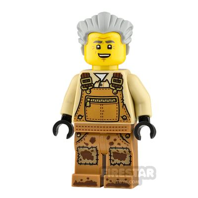 LEGO Hidden Side Minifigure Mr. Branson