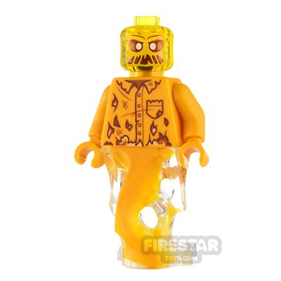 LEGO Hidden Side Minifigure Scrimper