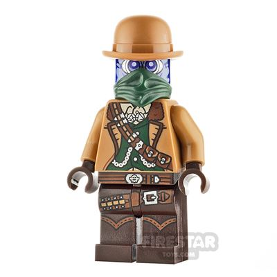 LEGO Hidden Side Minifigure Vaughn Geist