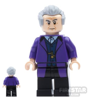 LEGO Ideas - Doctor Who - The Twelfth Doctor