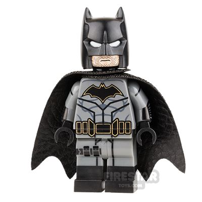 Custom Design Minifigure Batman Rebirth