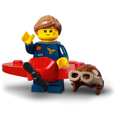 LEGO Minifigures 71029 Airplane Girl