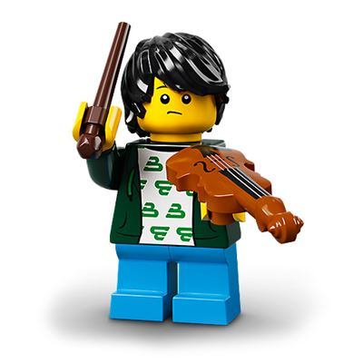 LEGO Minifigures 71029 Violin Kid
