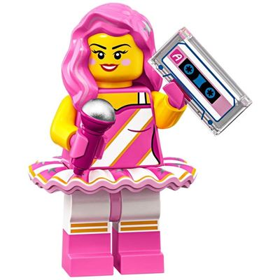 LEGO Minifigures 71023 Candy Rapper