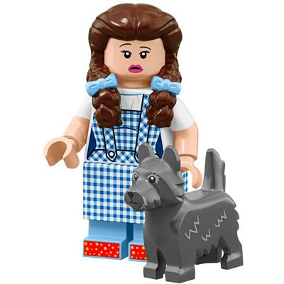 LEGO Minifigures 71023 Dorothy Gale & Toto