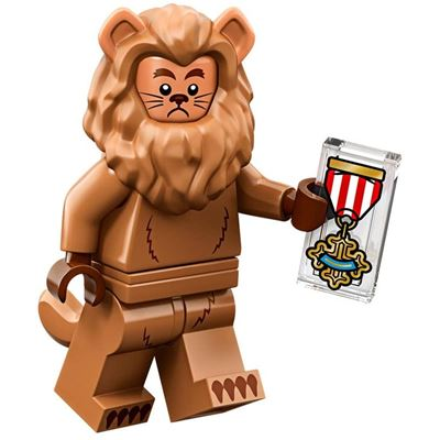 LEGO Minifigures 71023 Cowardly Lion