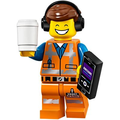 LEGO Minifigures 71023 Awesome Remix Emmet
