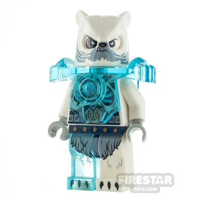 LEGO Legends of Chima Minifigure Iceklaw Heavy Armour