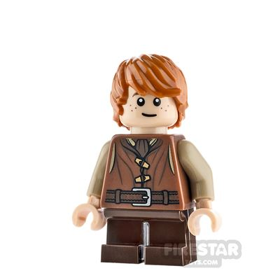 LEGO Lord of the Rings Minifigure Bain Son of Bard