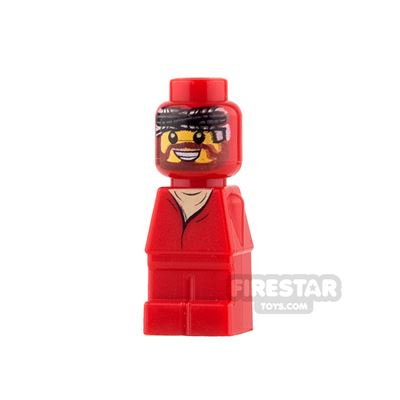LEGO Games Microfig - Ramses Pyramid Adventurer - Red