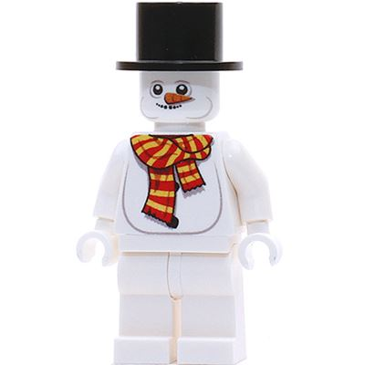 Custom Design Mini Figure - Snowman Mr Melty