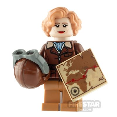 Custom Design Mini Figure - Amelia Brickhart