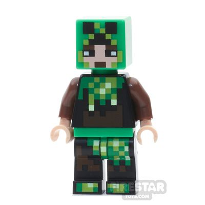 LEGO Minecraft Mini Figure - Minecraft Skin 6