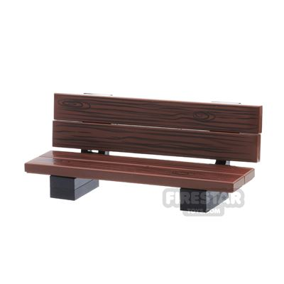 Custom Design Wooden Bench