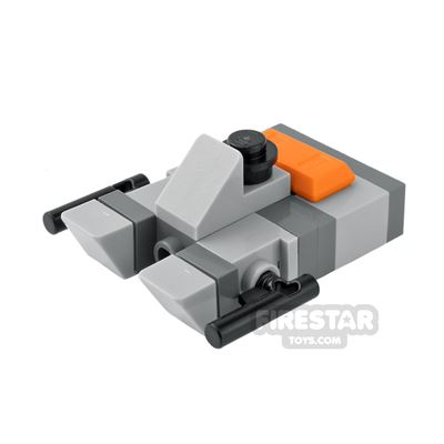 Custom Mini Set - Star Wars - Imperial Assault Hover Tank