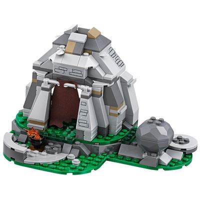 Custom Mini Set - Star Wars - Luke's Mountain Dwelling