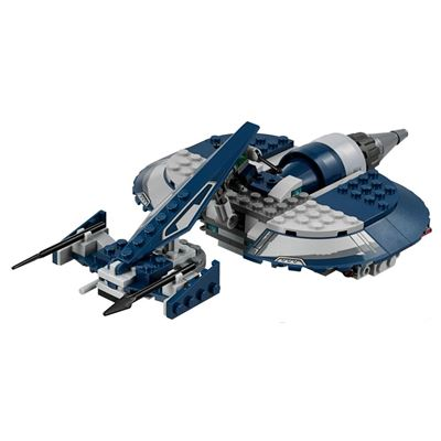 Custom Mini Set - Star Wars - General Grievous' Combat Speeder