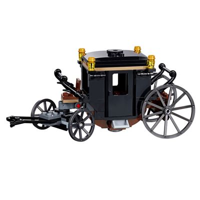 Custom Mini Set - Harry Potter - Thestral Carriage