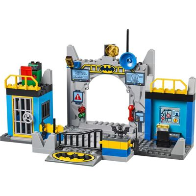 Custom Mini Set - Super Heroes - Junior Batcave