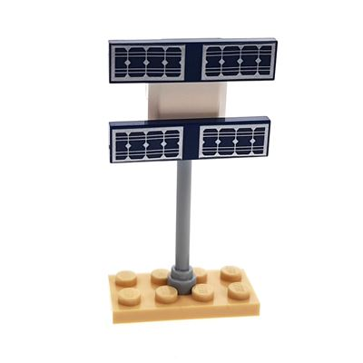 Custom Mini Set Electric Solar Panels