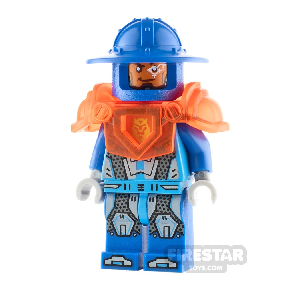 Lego Nexo Knights Royal Guard Minifigure New