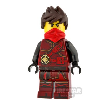 LEGO Ninjago Mini Figure - Kai - Hands of Time
