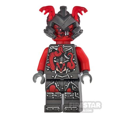 LEGO Ninjago Mini Figure - Slackjaw