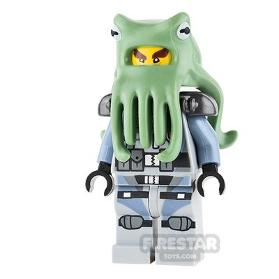 LEGO Ninjago Mini Figure - Four Eyes