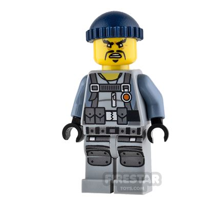 LEGO Ninjago Mini Figure - Mike the Spike