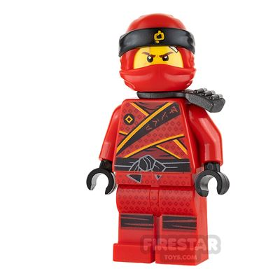 LEGO Ninjago Mini Figure - Kai - Sons of Garmadon