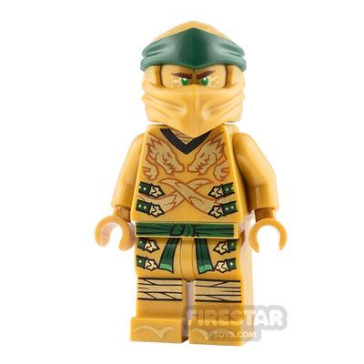 LEGO Ninjago Mini Figure - Lloyd - Golden Ninja
