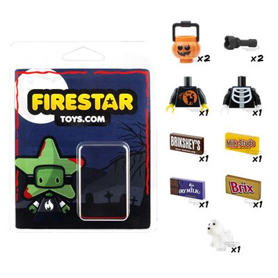Trick or Treat Pack - Set of 11 Halloween Accessories