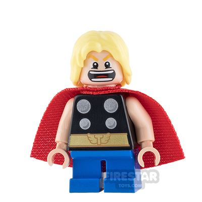 LEGO Super Heroes Mini Figure - Thor - Short Legs