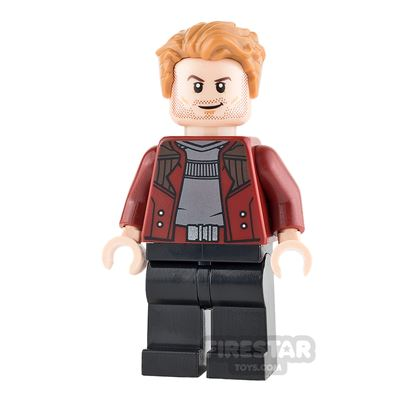 LEGO Super Heroes Mini Figure - Star-Lord - without Jet Pack