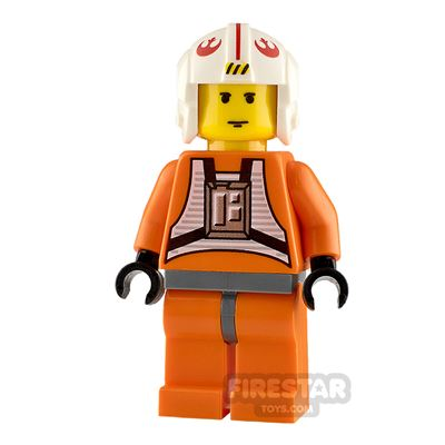 LEGO Star Wars Minifigure Luke Skywalker Pilot