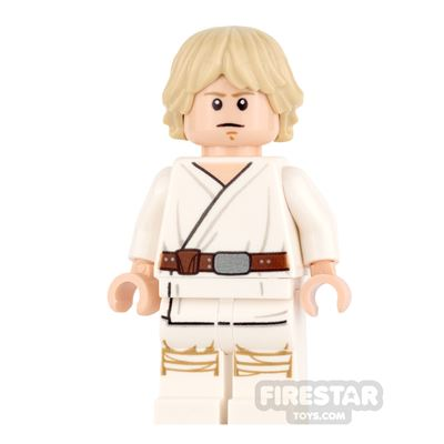 LEGO Star Wars Mini Figure -  Luke Skywalker - Tatooine Outfit