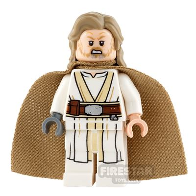 LEGO Star Wars Mini Figure -  Luke Skywalker - Old