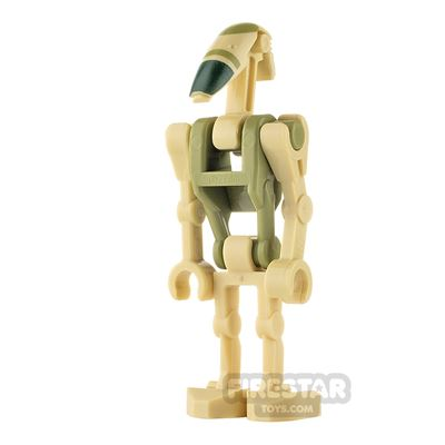 LEGO Star Wars Minifigure AAT Driver Battle Droid