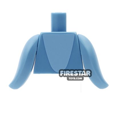 LEGO Mini Figure Torso - Shark Suit