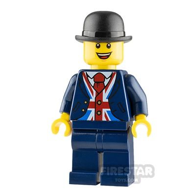 LEGO City Minifigure Lester
