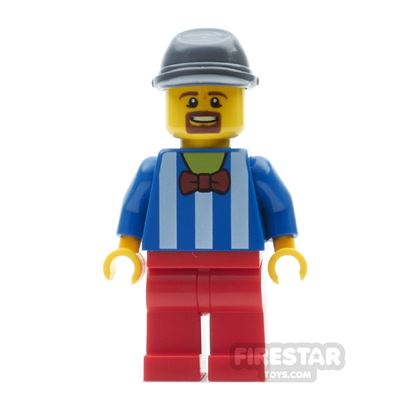 LEGO City Mini Figure - Juggling Man