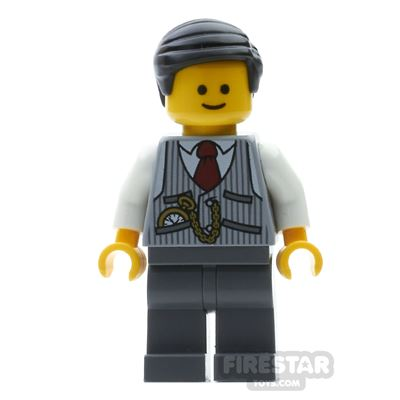 LEGO City Mini Figure - Bank Manager