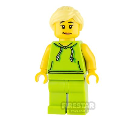 LEGO City Mini Figure - Bodybuilder