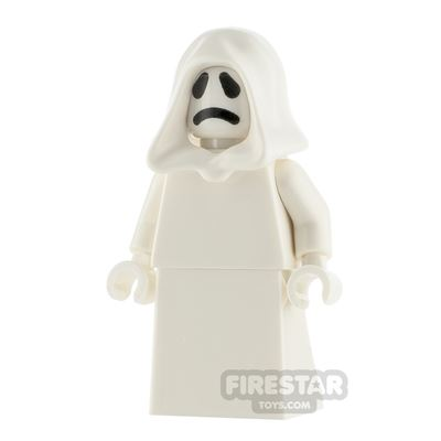 LEGO City Minfigure Ghost with Hood